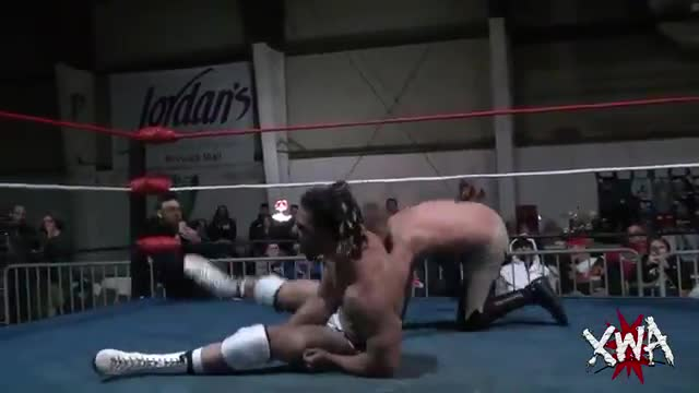 Anthony Cortez Haynes vs Scotty Slade