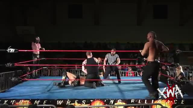 Brian Fury & Julian Starr vs The Kingdom's Matt Taven & Mike Bennett