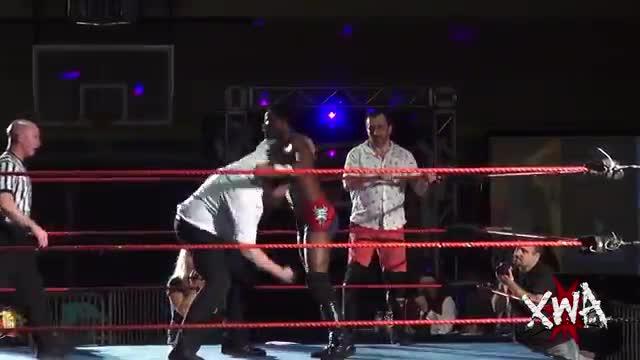 Shane Strickland & Matt Cross vs Team Tremendous