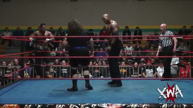 Dick Justice & Colt Cabana vs Cryme Tyme