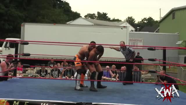 Antonio Atama vs David Starr