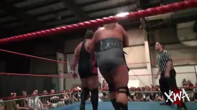 Warbeard Hanson vs Colt Cabana