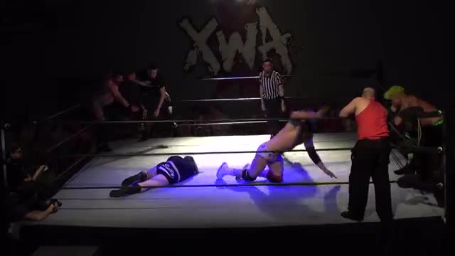 XWA Thursday Night Throwdown!  May 18th 2017
