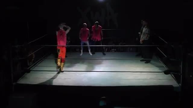 XWA Thursday Night Throwdown July 26th 2018 (Theory vs Starr)