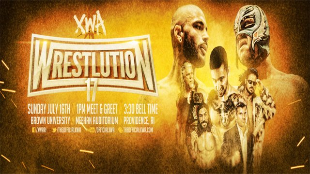 XWA Wrestlution 17