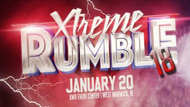 XWA XTREME RUMBLE 18