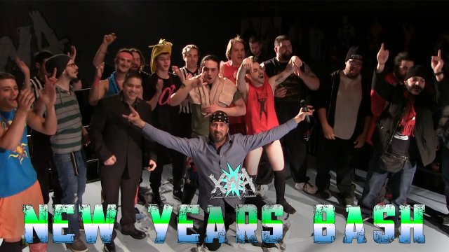 XWA New Years Bash 2018