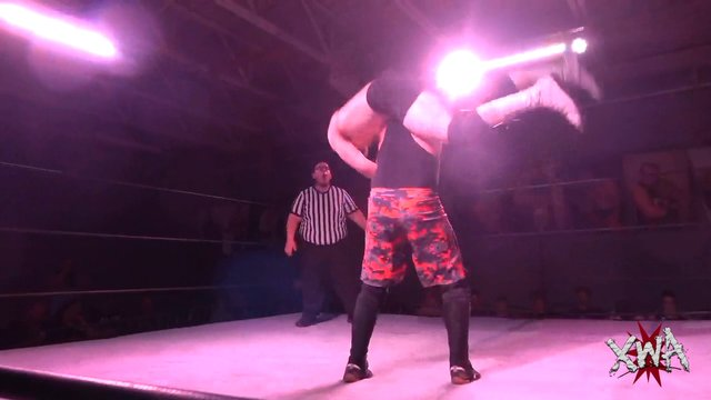 XWA Thursday Night Throwdown: August 1, 2019