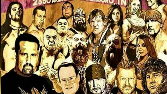 Wrestletopia Presents Fight for the Mind 2