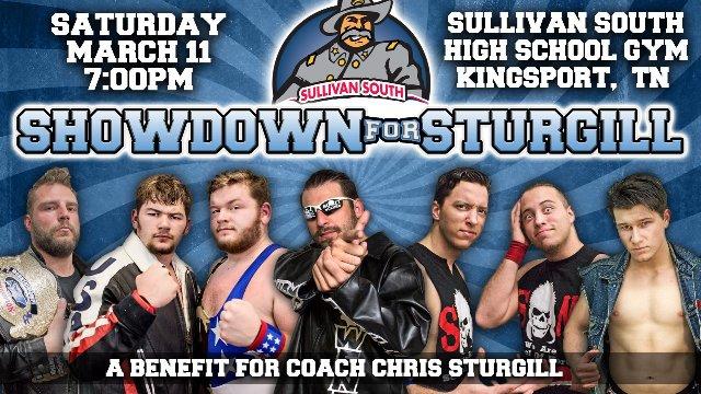 NWA Smoky Mountain - Showdown for Sturgill