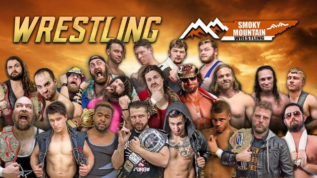 NWA Smoky Mountain - Collision Course 2017
