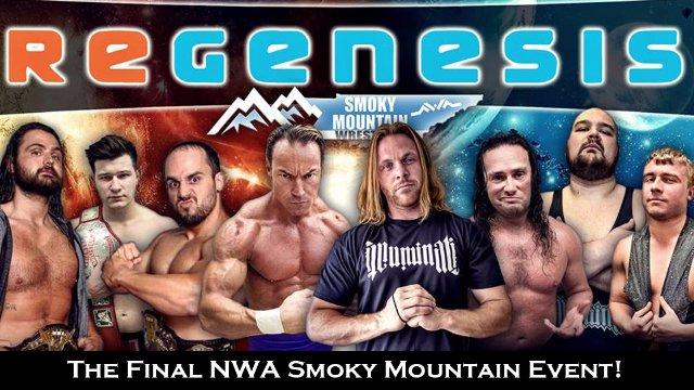 NWA Smoky Mountain - ReGenesis