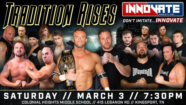 Innovate Wrestling - Tradition Rises