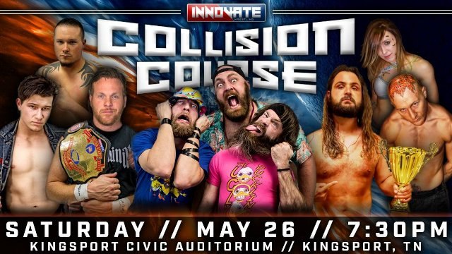 Innovate Wrestling - Collision Course XIV
