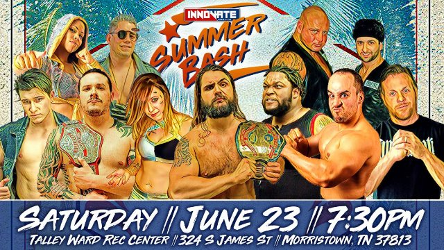 Innovate Wrestling - Summer Bash 2018