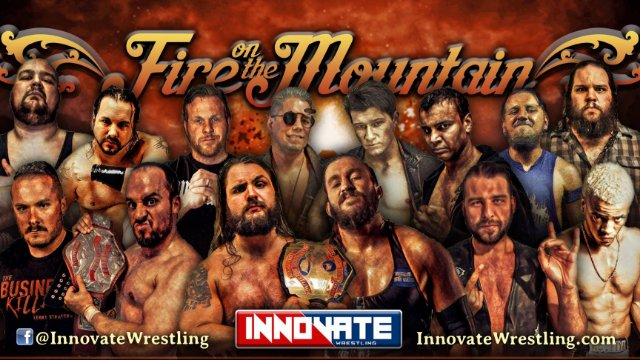 Innovate Wrestling - Fire on the Mountain 2018