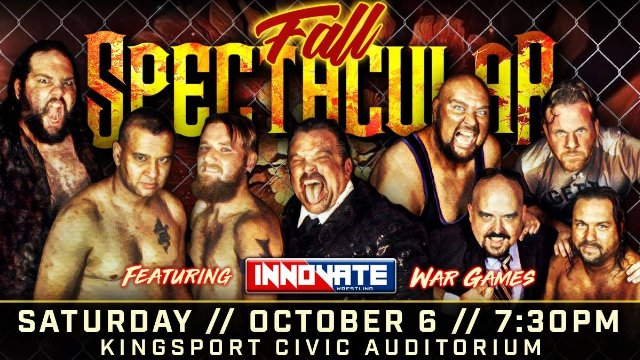 Innovate Wrestling - Fall Spectacular 2018