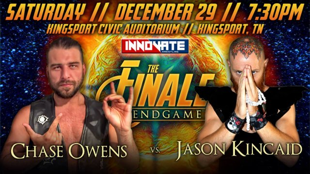Innovate Wrestling - Finale 2018