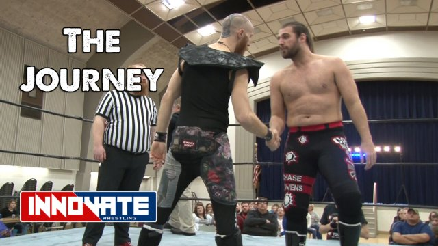 The Journey Ep. 1 | Chase Owens vs. Jason Kincaid