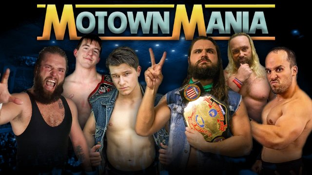 Innovate Wrestling MoTownMania