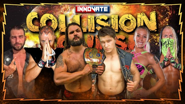 Innovate Wrestling Collision Course XV