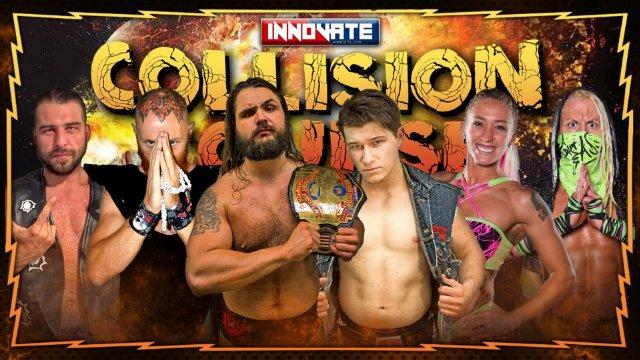 Innovate Wrestling Collision Course XV