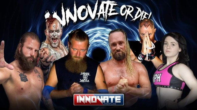 Innovate Wrestling Innovate or Die