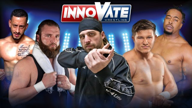 Innovate Wrestling Homecoming