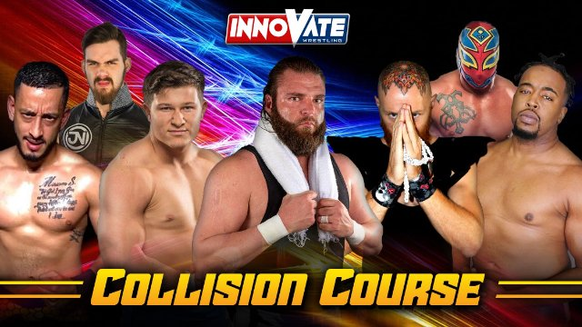 Innovate Wrestling Collision Course 2021