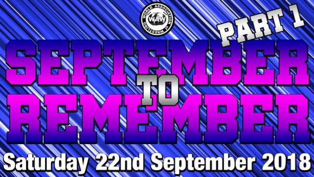 September to Remember Part 01