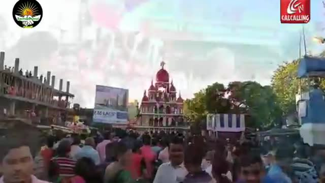 A glimpse of the oldest Rathajatra in Bengal