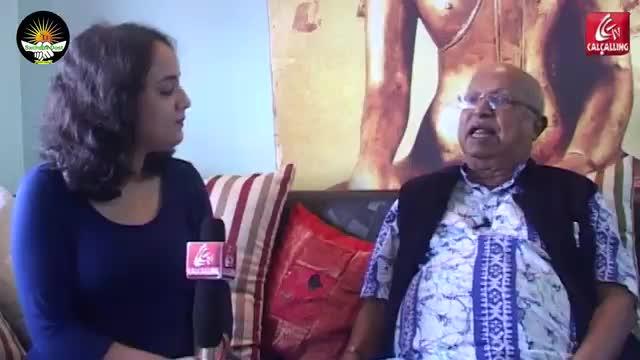 Prof. Dutta Mazumdar - The man behind Analog Computer.