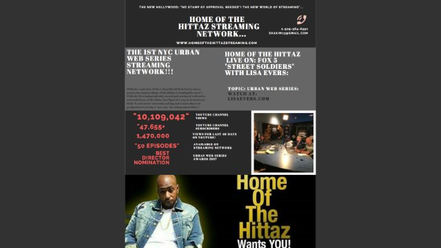 Home of the Hittaz Preview (multiple web series)