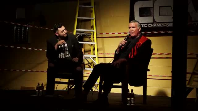 CCW Presents An Audience With Scott Hall