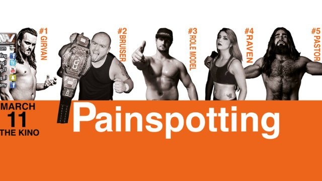 CCW Riot Presents Painspotting
