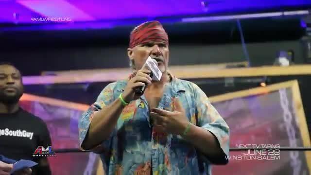 AML Wrestling LIVE! Episode 16 - Title Tournament Qualifiers