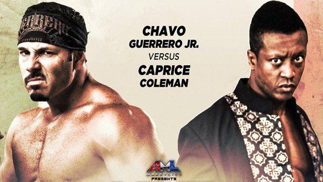 AML Wrestling Viva La Lucha 4.23.17