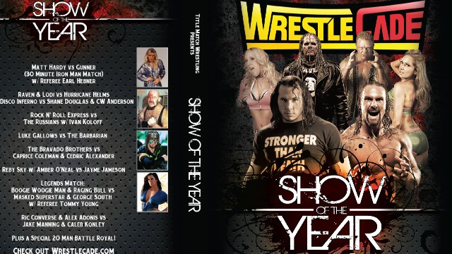 Wrestlecade 2012 (Matt Hardy vs Gunner | Luke Gallows vs Barbarian)