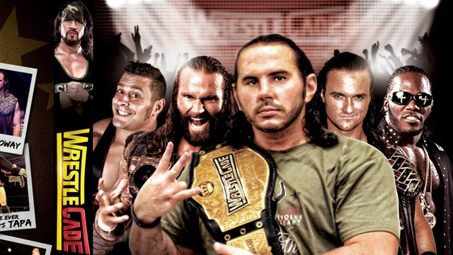 Wrestlecade 2014 (Matt Hardy vs Drew Galloway)
