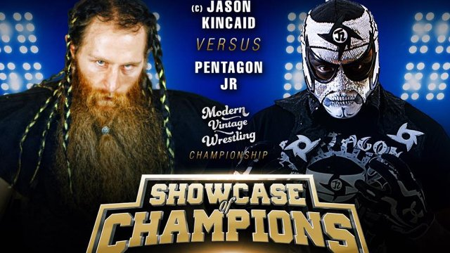 Showcase of Champions 2016 (Cody Rhodes vs Sonjay Dutt | Pentagon Jr vs Jason Kincaid)