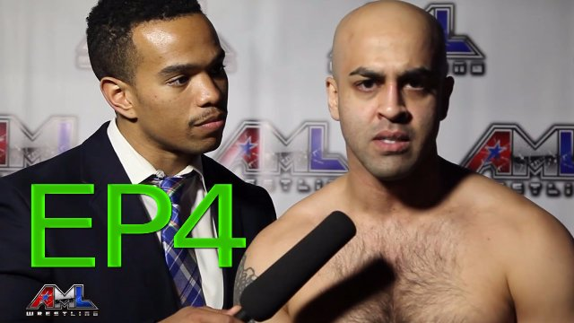 AML Wrestling LIVE! Episode 4 - Sonjay Dutt vs Caprice Coleman