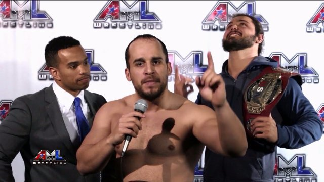 AML Wrestling LIVE! Episode 5 - The Heatseekers vs Washington Bullets