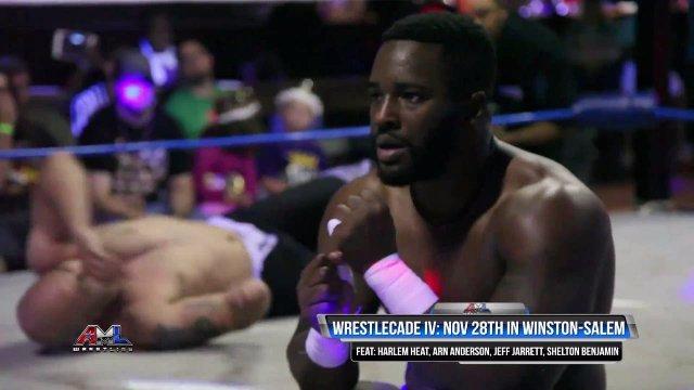 AML Wrestling LIVE! Episode 24 - Cedric Alexander vs Sonjay Dutt