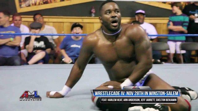 AML Wrestling LIVE! Episode 27 - Cedric Alexander vs Caprice Coleman