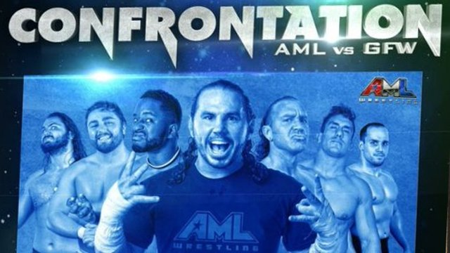 AML Wrestling - Confrontation (Matt Hardy vs Jeff Jarrett in a Steel Cage)