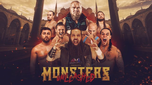 AML Wrestling - Monsters Unleashed 7.30.17