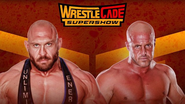 WrestleCade SuperShow 2017 - Ryback vs Joey Mercury