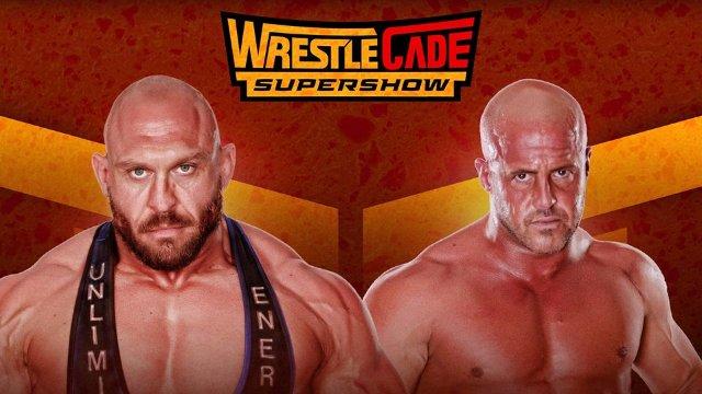 WrestleCade SuperShow 2017 - Ryback vs Joey Mercury