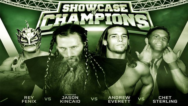 Showcase of Champions 2017 FULL SHOW - Main Event: Rey Fenix vs Jason Kincaid vs Chet Sterling vs Andrew Everett
