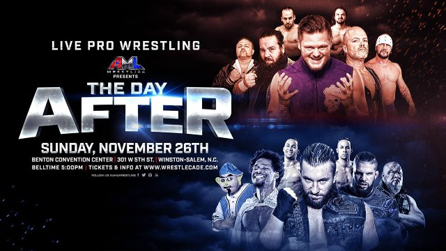 AML Wrestling - The Day After 11.26.17